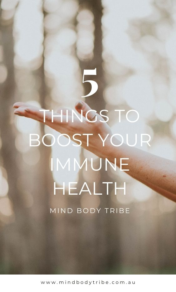 immune health, immune boost, physical health