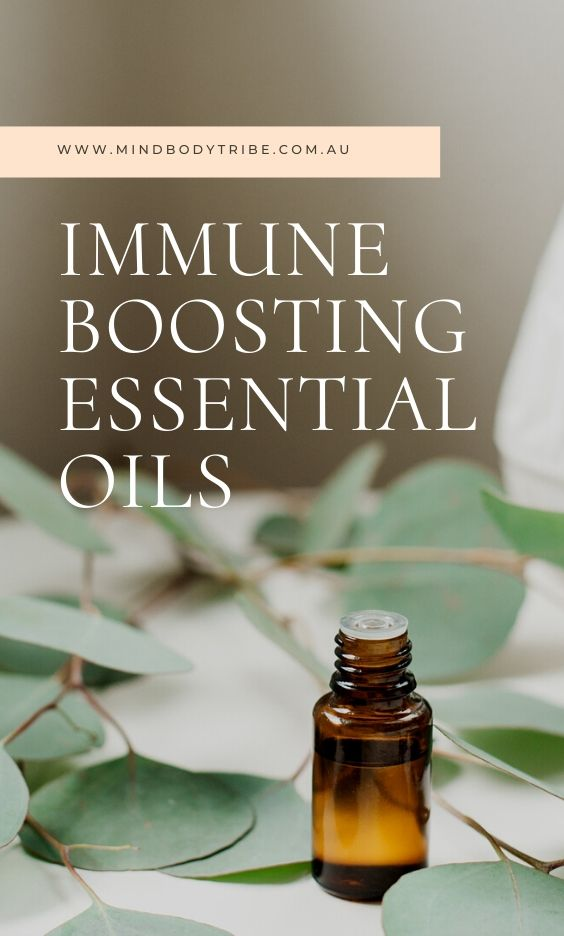 essential oils, doterra, immune support